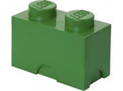 LEGO Úložný box 12,5x25x18cm Zelená