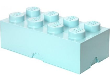 LEGO Úložný box 250x502x181 mm - Tyrkysová