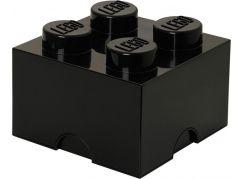 LEGO Úložný box 25x25x18cm Černá
