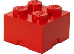 LEGO Úložný box 25x25x18cm Červená