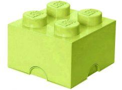 LEGO Úložný box 25x25x18cm Jarní zelená