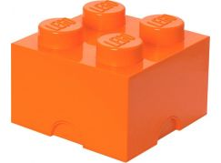 LEGO Úložný box 25x25x18cm Oranžová
