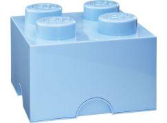 LEGO Úložný box 25x25x18cm Světle modrá