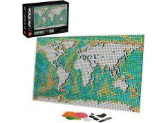 LEGO® Art 31203 Mapa světa