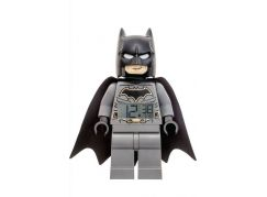 LEGO® DC Super Heroes Batman - hodiny s budíkem 1064