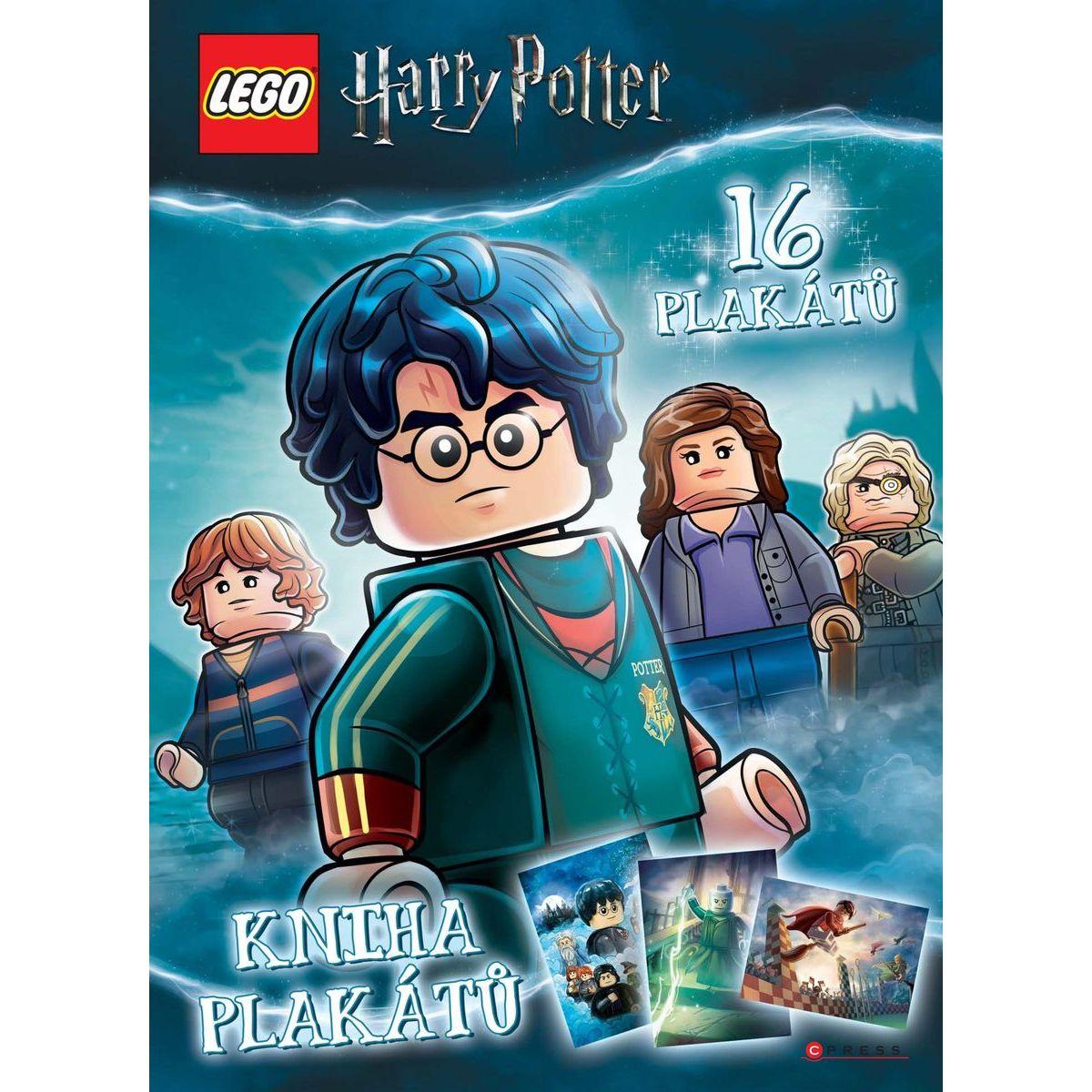 LEGO® Harry Potter Kniha plakátů