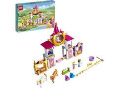 LEGO® I Disney Princess ™ 43195 Královské stáje Krásky a Lociky