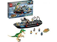 LEGO® Jurassic World ™ 76942 Útěk Baryonyx z lodě