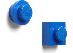 LEGO® magnetky, set 2 ks - modrá