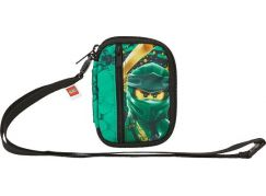 LEGO® Ninjago Green cestovní peněženka