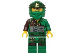 LEGO® Ninjago Lloyd (2019) - hodiny s budíkem