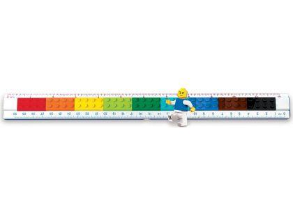 LEGO® Pravítko s minifigurkou, 30 cm