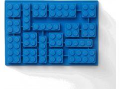 LEGO® silikonová forma na led - modrá