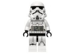 LEGO® Star Wars Stormtrooper (2019) - hodiny s budíkem