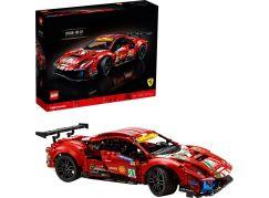 LEGO® Technic 42125 Ferrari 488 GTE AF Corse 51 - Poškozený obal