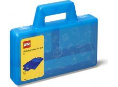 LEGO® úložný box TO-GO - modrá