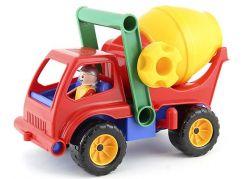 Lena Aktivní domíchávač červený náklaďák