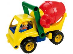 Lena Aktivní domíchávač žlutý náklaďák