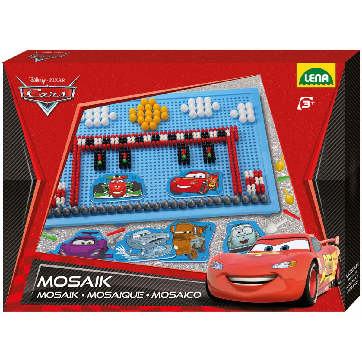 Lena Cars Mozaika 800ks