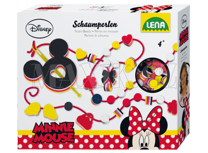 Lena Disney Pěnové perly Minnie