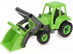 Lena Eco Aktivní traktor Zelený