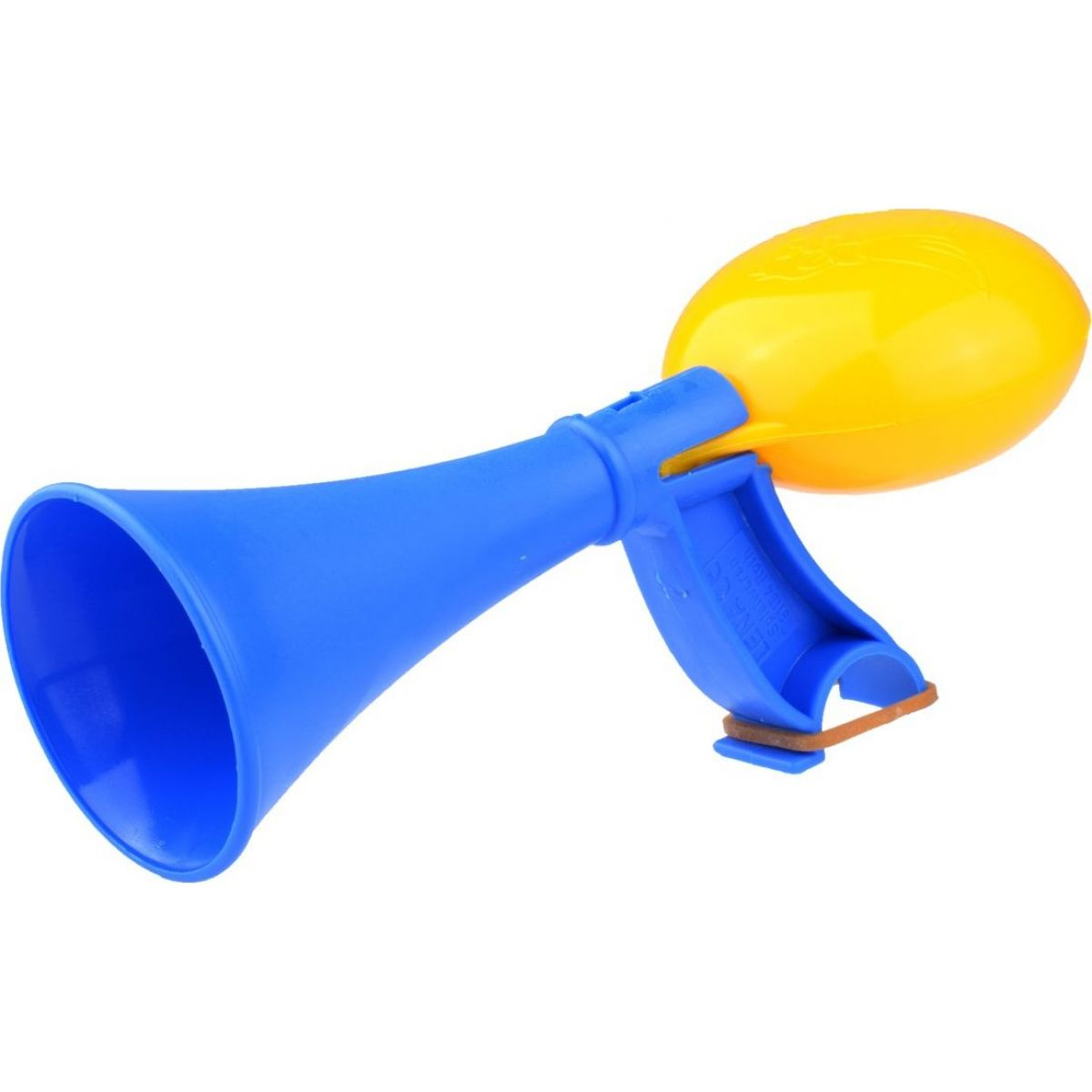 Lena Klakson trumpeta na kolo modrá