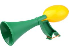 Lena Klakson trumpeta na kolo zelené