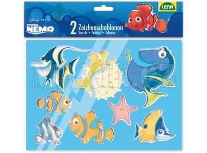 Lena Kreslící šablony Disney Nemo