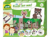 Lena Lep se mnou - lesní zvířata