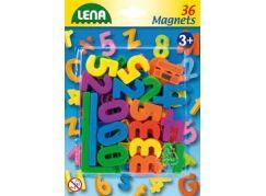 Lena Magnetické číslice 36 ks