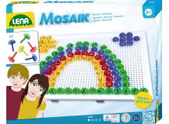 Lena Mozaika velká 120ks Klobouček