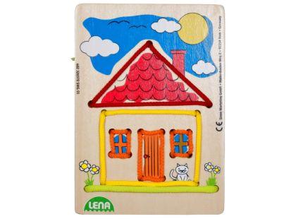 Lena Navlékací obrázek Dům