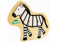 Lena Navlékací obrázek Zebra