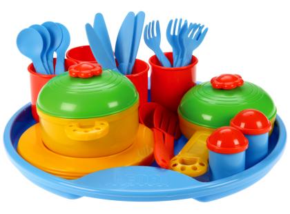 Lena Sada nádobí na podnose Belle Cuisine