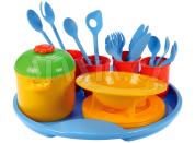 Lena Sada nádobí na podnose Bon Appétit