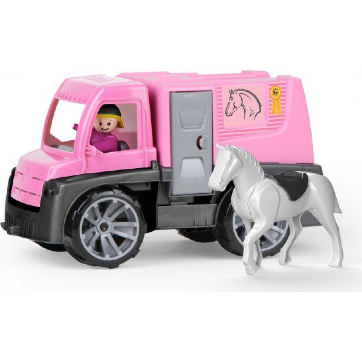 Lena Truxx koňský transport, ozdobný kartón