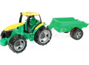 Lena Velký traktor s přívěsem 94 cm