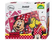 Lena Vyšívaný obrázek Minnie Mouse