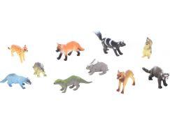 Lesní zvířátka 10 ks v sáčku