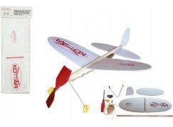 Letadlo Komár model na gumu