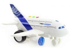 Letadlo se zvukem a světlem