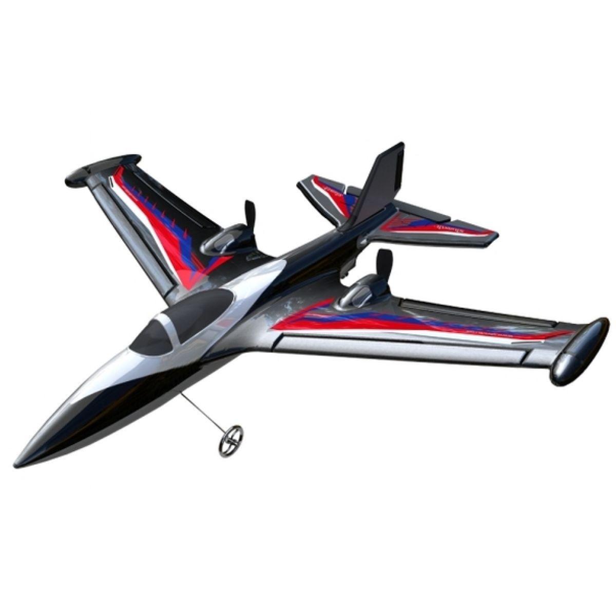 Letadlo X-Twin R/C Air Acrobat - Červená