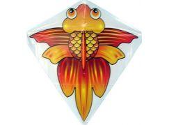 Létající drak 60 x 66 cm ryba