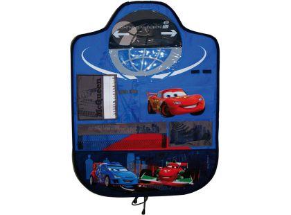 Licence Only Chránič sedadla s kapsami Cars