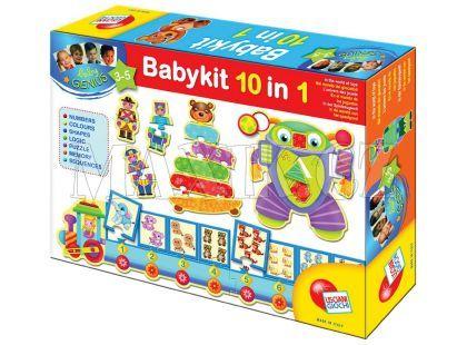 Lisciani Giochi Baby genius aktivity 10v1