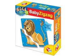 Lisciani Giochi Baby Genius Baby Zvířátka - Africká zvířátka
