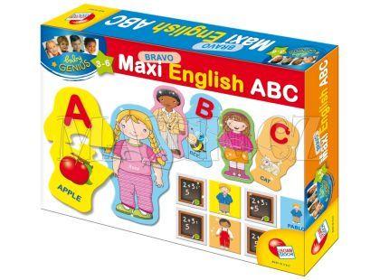 Lisciani Giochi Baby genius maxi abeceda Bravo