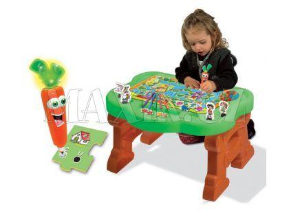 Lisciani Giochi Carotina Multifunkční stolek