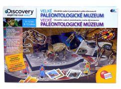 Lisciani Giochi Discovery Paleontologie