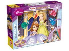 Lisciani Giochi Disney Sofia Puzzle 2v1 35dílků
